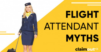 Flight attendant myths.