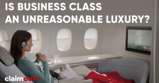 Is business class an unreasonable luxury?