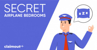 Secret Airplane Bedrooms