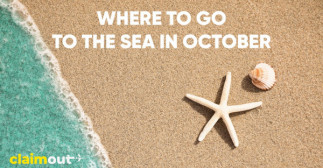 Where to go to the sea in October