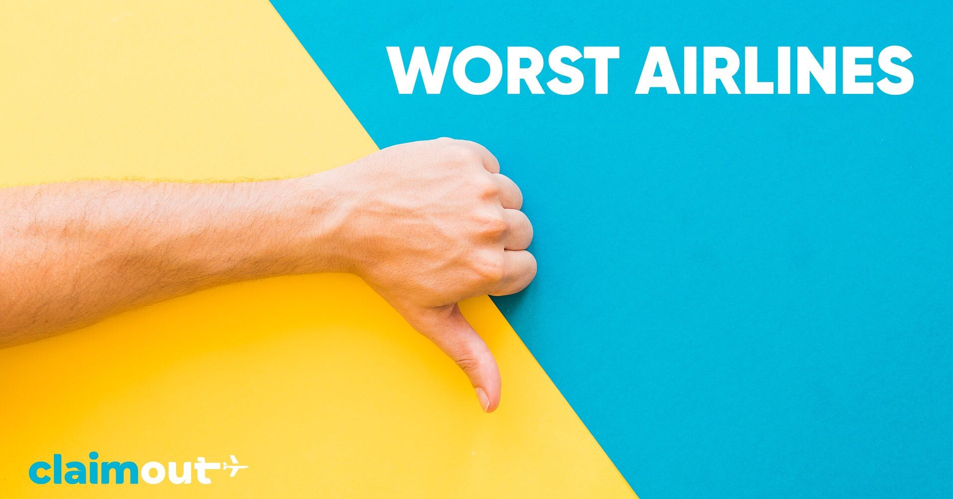 5 Worst Airlines in Europe