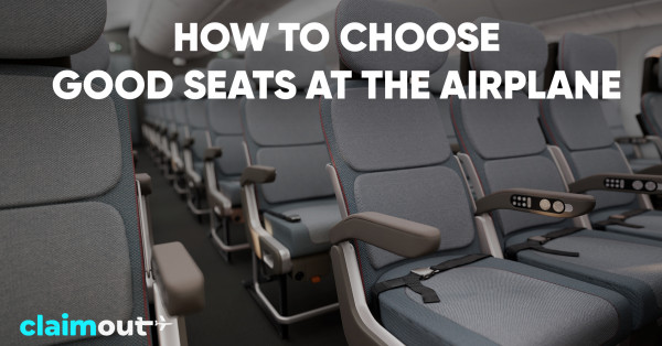good seats at the airplane