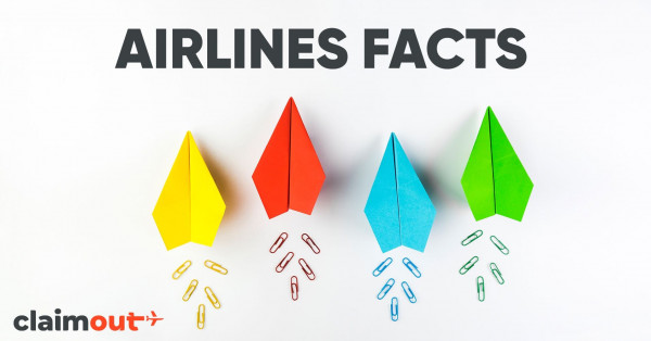 Interesting Facts About Airlines, Airplanes and Air Travel